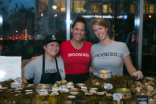 Oysters by Hooked