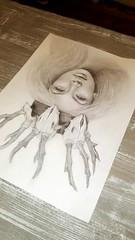 02 (Liz Meester) Tags: lizmeester liz meester art boho bohemian fashion illustration fashionillustration