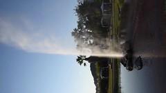 Old faithful geyser (jmarnaud) Tags: usa california 2016 summer family nappa valley old faithful geyser sunset