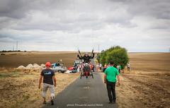IMG_7458 (Laurent Merle) Tags: parapente poitou pitroux photoslaurentmerle handisport handi biplace treuil massognes jarzay plaine vol voler fly paragliding