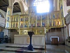 Newark Nottinghamshire (jmc4 - Church Explorer) Tags: newark nottinghamshire church chancel reredos altar