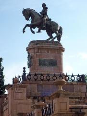 Zacatecas, Monumento al General González Ortega. (helicongus) Tags: zacatecas estadodezacatecas méxico 2009