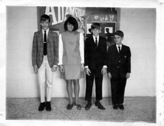 1968 Adamsville Student Council Party (midwestden) Tags: adamsville findernenj finderne juniorhighschool