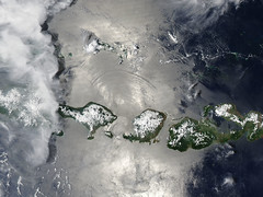 Oceanic Nonlinear Internal Solitary Waves From the Lombok Strait (Grypons) Tags: image day by nasa nasaimageoftheday oceanic nonlinear internal solitary waves from lombok strait