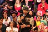 Terrance J Nicki Minaj and Guests host a 2 hour special on BET at 106 and Park New York City, USA