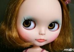 Here's Alyah  - my latest custom doll :)