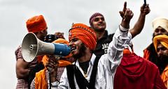 Sikh pride (Scripter81) Tags: party italy orange man contrast italia religion pray pride celebration uomo saturation sikh festa brescia arancio reportage orgoglio processione preghiera religione baisakhi celebrazione activeassignmentweekly bestofweek1 bestofweek2 bestofweek3 bestofweek4 bestofweek5 bestofweek6 d700 scripter81