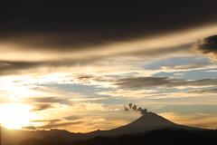 Fumarolas (José Lira) Tags: volcán