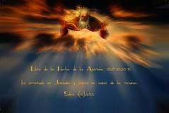 Libro de los Hechos de los Apóstoles 28,16-20.30-31. Obra padre Cotallo