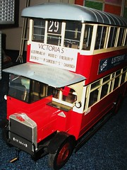 1/16th scale London transport NS1995. Roger Shaw 1946. (Ledlon89) Tags: bus london transport lt londonbus scalemodels aec scaleddown modelbusesandcoaches nsbus largescalemodels