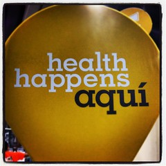 Health Happens Aqui (Raed Mansour) Tags: sanfrancisco california publichealth endowment apha12