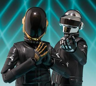 S.H.Figuarts - Daft Punk 傻瓜龐克
