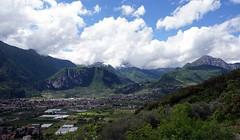 Riva del Garda (WeatherMaker) Tags: italien italy mountains alps day cloudy hiking alpen trentino lagodigarda gardasee rivadelgarda montebrione