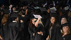 """We Made It!"" by StetsonU (stetsonu) Tags: college university florida graduation commencement degree deland graduates stetsonuniversity 2013 collegeofartsandsciences edmundscenter"