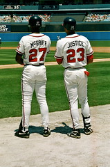 (DDanzig) Tags: county atlanta david justice stadium fred fulton braves mcgriff