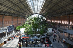 Madrid Atocha trainshed - the original (std70040) Tags: madrid atocha
