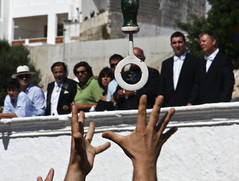Ya falta menos , para las Fiesta de S. Joan DE CIUTADELLA (50josep) Tags: people canon fiesta fiestas menorca ciutadella santjoanciutadella canon40d 50josep geomenorca geomenorcaonlythebest