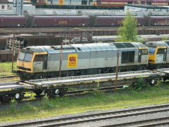 60067 at Toton TMD / Yard 08/06/2013 (37686) Tags: brush class tug 60 toton