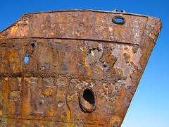 Baltray Beach, Co. Louth (Ronan McCormick) Tags: ireland beach 1974 shipwreck louth baltray irishsea theirishtrader ilobsterit
