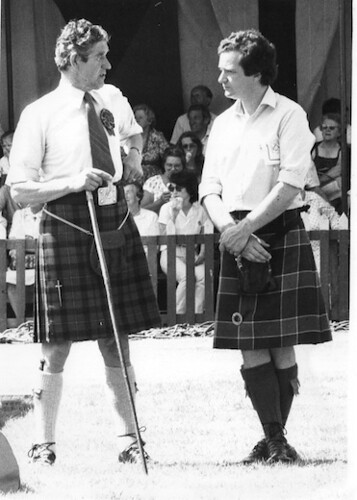 roderick macleod and sir malcolm colquhoun of luss