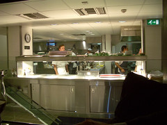 13. View from the chief's table, Petrus, London