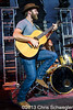 Drake White @ Hammer Down Tour, DTE Energy Music Theatre, Clarkston, MI - 06-16-13