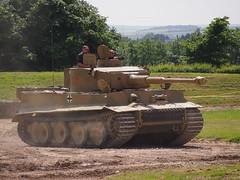 Tiger 131 (Megashorts) Tags: panzerkampfwagen tigerausfe panzer pzkpfw vi sdkfz181 pzkpfwviausfe panzervi tiger 131 german axis ww2 wwii tiger131 tankfest2013 tankfest 2013 olympus tank museum tankmuseum bovingtontankmuseum bovingtonmuseum thetankmuseum bovington dorset england uk army war military armoured armour armor armored fighting vehicle ppdcb4 show
