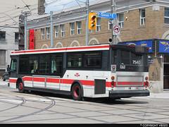 Toronto Transit Commission #7540 (vb5215's Transportation Gallery) Tags: toronto 2004 ttc transit orion commission vii