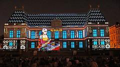 Lumires sur le Parlement de Bretagne  RENNES (cpx35) Tags: bretagne parlement nuit rennes spectacle 2013