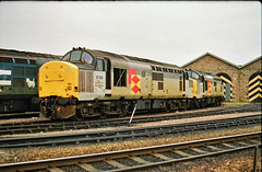 37185 37225 Inverness (Roddy26042) Tags: inverness class37 37185 37225