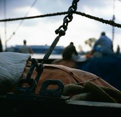 . (boal) Tags: travel sea blur 120 6x6 rolleiflex mediumformat square boat ship bulgaria slides portra diapositive sozopol provia100 moyenformat epsonv700