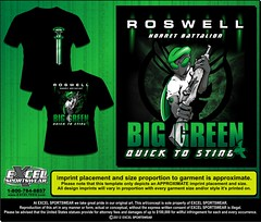 "ROSWELL HS 52308181 TEE • <a style=""font-size:0.8em;"" href=""http://www.flickr.com/photos/39998102@N07/9718289734/"" target=""_blank"">View on Flickr</a>"