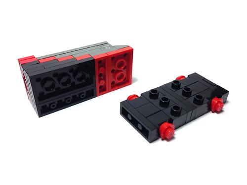 A-Team Van - LEGO Mini MOC