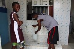 Water filtration (USAID_IMAGES) Tags: usaid haiti energy electricity development caracol electrification nreca usagencyforinternationaldevelopment vision:text=094
