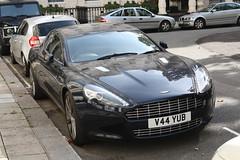 Aston Martin Rapide (twm1340) Tags: uk england london westminster martin september aston rapide 2013