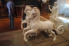 PARIS - Muse du Louvre (appaIoosa) Tags: horses paris chariot chevaux appaloosa manufacturedesvres