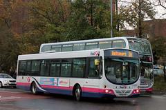 First Glasgow - SF06 GYV (69087) (MSE062) Tags: urban bus scotland eclipse volvo glasgow first single wright decker sf06 b7rle gyv 69087 sf06gyv