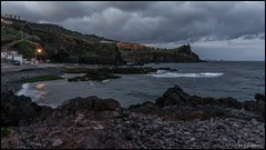 evening in Canico ..... (bevscwelsh) Tags: evening promenade madeira canico sonye1855 sony5n