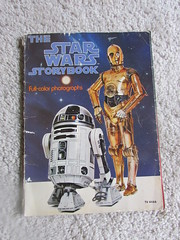 From 1978 (creed_400) Tags: west movie book starwars spring belmont michigan story r2d2 april 1978 1977 c3po