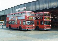 T766 (Sparegang) Tags: t766 ohv766y leylandtitan tclass t londoncentral londonbuses bexleyheath london1999 1999