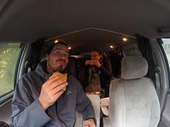 Photo de 14h - Sur la route des glaciers (Nouvelle-Zélande) - 09.05.2014