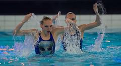 O5100904 (roel.ubels) Tags: sport swimming european ek championships hoofddorp synchronised ec synchro synchronized zwemmen 2015 topsport sincro synchroon synchroonzwemmen svetlanaromashina leneuropeansynchronisedswimmingchampionscuphaarlemmermeer2015 europeanchampionscup2015 nataliaishchinko