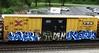 haver - sworn - herok (timetomakethepasta) Tags: train graffiti um boxcar freight haver tbox ttx sworn herok