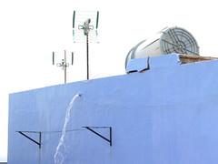 Agua (Risager) Tags: blue water grancan elburrero
