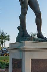 2015-05-08 19-51-09.jpg (Jerry7171) Tags: sculpture david statue bronze southdakota downtown unitedstates publicart michelangelo renaissance siouxfalls malenude fawickpark