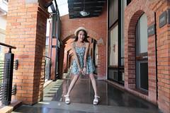 Laura062 (greenjacket888) Tags: portrait laura cute beautiful asian md leg neo lovely  leggy            asianbeauty   85l  85f12  beautyleg  5dmk 5d3