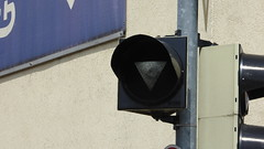 AVT (Swarco Mondial) Busschleuse (Ampelfreund & Signal Hunter) Tags: road light bus germany deutschland lights traffic pedestrian signal verkehr ampel mondial avt geber korbach swarco strase verkehrsampel signalgeber fusgnger busschleuse