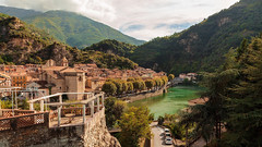 Breil-sur-Roya (sent-off) Tags: france cotedazur scenery outdoor beautiful water lake alps sky mountain mountains rocks
