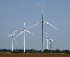 Wind farm (seanofselby) Tags: wind turbines