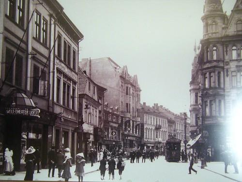 Usti nad Labem tram picture